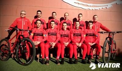 """Eurolosa MTB: """"La Roja"""" De La Mountain Bike"""