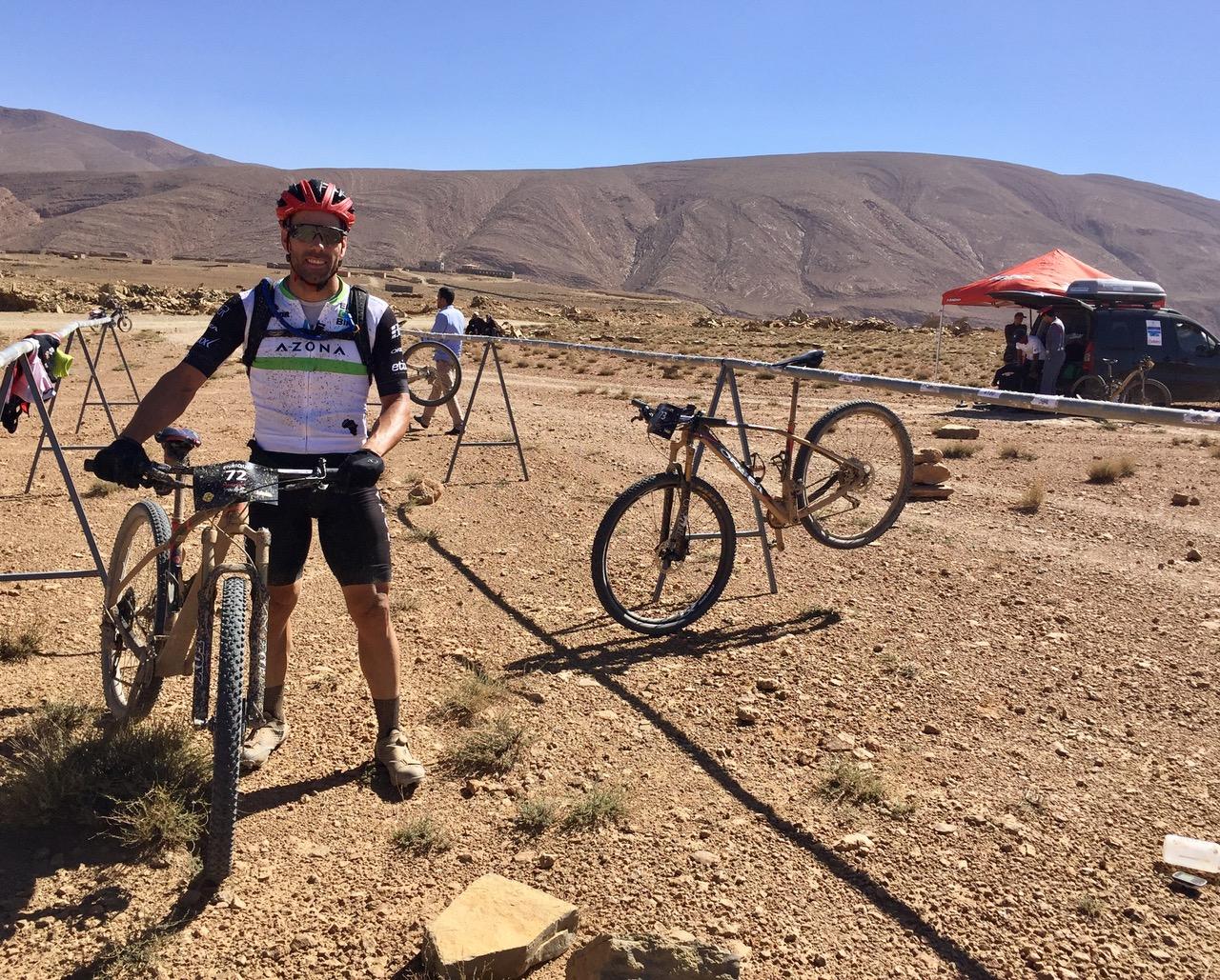 """Marruecos On Bike: """"Hay Que Venir Aquí Para Saber Lo Que Es Esto""""."""