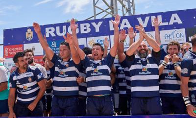 Rugby La Vila Vuelve A División De Honor