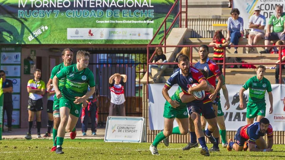El Mejor Rugby Internacional Volvió A Elche